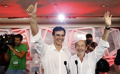 Alfredo Pérez Rubalcaba, un hombre de Estado