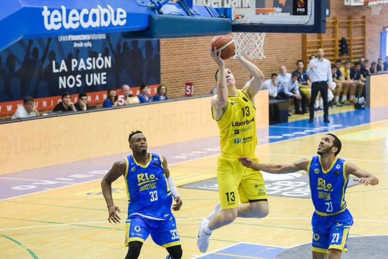 El Liberbarnk pierde ante el Ourense Villatermal