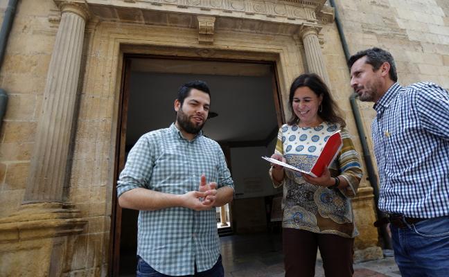 Una apuesta para reforzar las relaciones con la Universidad de Oviedo