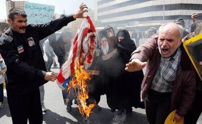 Los fantasmas de la guerra de Irak se ciernen sobre Irán