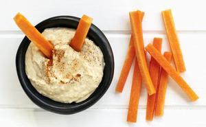 Qué es el hummus y cómo se prepara