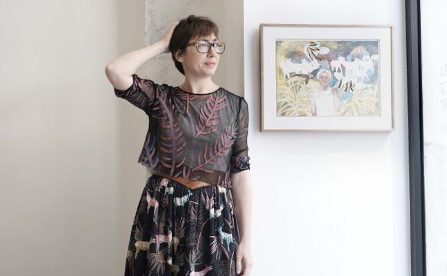 Mónica Subidé expone en Bea Villamarín