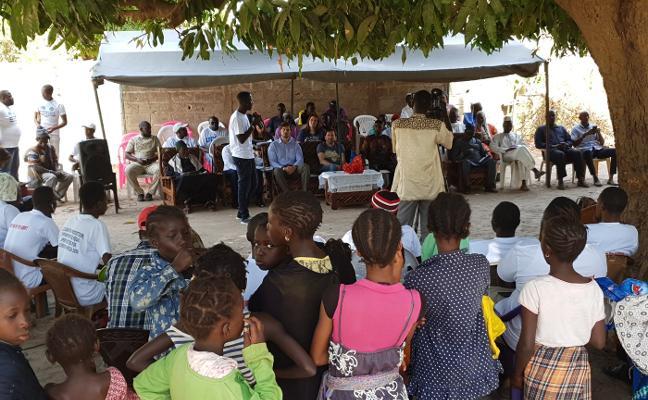 Asturies por África riega sus raíces en Gambia