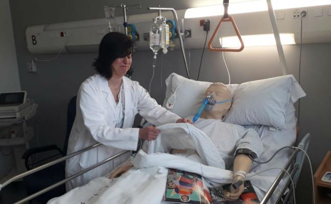 El hospital Álvarez-Buylla da el salto como referente nacional en formación