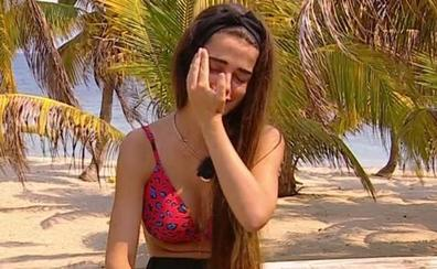 ¿Por qué abandonó Violeta 'Supervivientes'?