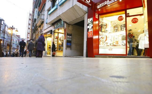 Los comercios locales, asfixiados por la competencia de la venta a través de internet