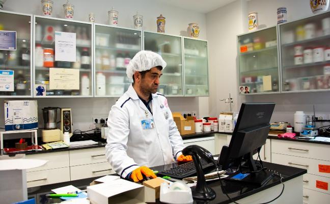 La 'cocina' de las medicinas