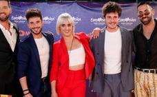 Eurovisión 2019: Miki lleva la fiesta a la Alfombra Naranja de Tel Aviv