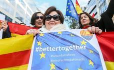 Unas listas para Europa con la mirada en España