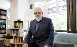 Gonzalo Suárez publica 'La musa intrusa', un relato que une ficción y datos biográficos