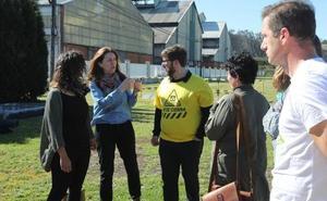Lorena Gil: «Exigimos a Pedro Sanchez que cumpla con los trabajadores de Alcoa»
