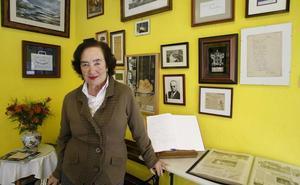 Fallece a los 85 años 'Marichu' Llavona, la confitera de los Carajitos del Profesor