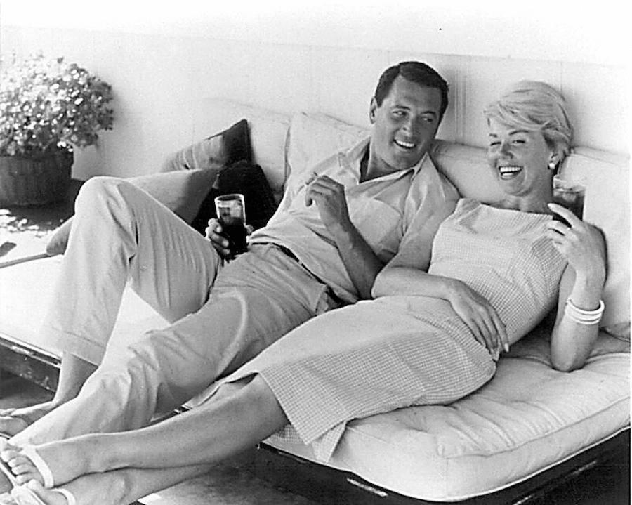 La vida cinematográfica de Doris Day en imágenes
