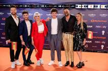 Así ha sido la Alfombra Naranja de la inauguración de Eurovisión 2019