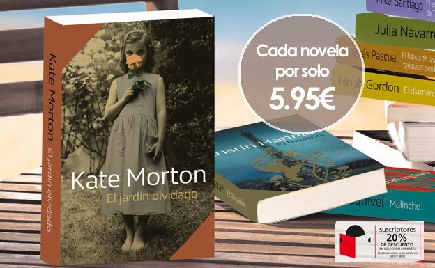 Colección de novelas que te harán viajar por el mundo