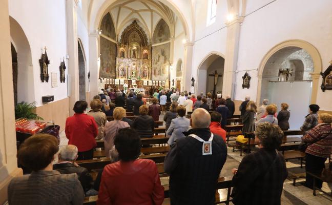 San Antonio de Padua festeja a su Virgen