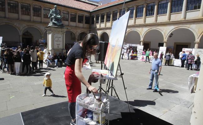Comienza la I Semana Solidaria de la Universidad de Oviedo