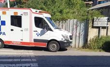 Herido grave tras ser arrollado por un coche en Langreo