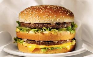 Los asturianos, entre los españoles que más Big Mac consumen
