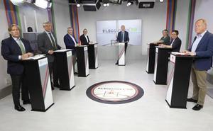 Directo: debate de los candidatos a la Alcaldía de Gijón