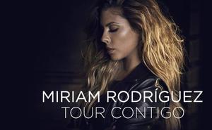 Miriam Rodríguez estará en Gijón con su tour 'Contigo'