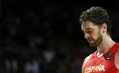 Pau Gasol no estará en el Mundial de China