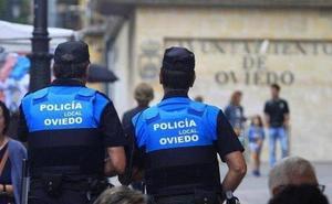 Muerden a un policía y arrancan el chaleco a otro tras negarse a pagar un taxi en Oviedo