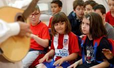Los alumnos ovetenses visitan LibrOviedo