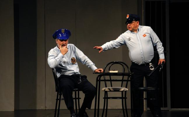 'Indultada' en el Teatro Filarmónica
