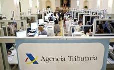 Hacienda devuelve en Asturias 93 millones de euros en mes y medio