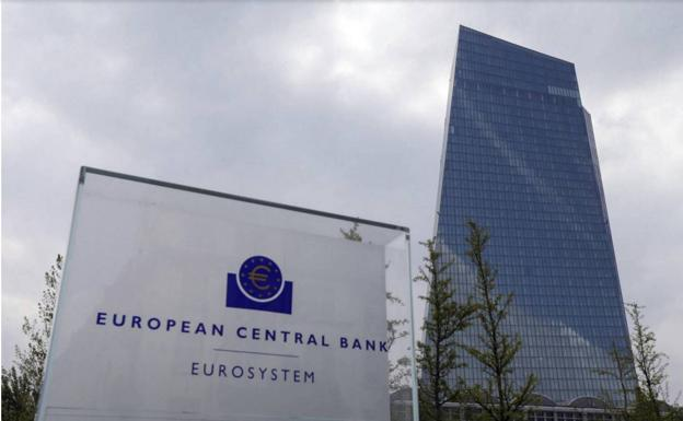 Banco Central Europeo (BCE)./EFE