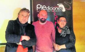 Chechu López presenta su nuevo libro en Infiesto