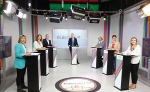 Los candidatos de Avilés se enfrentan por la industria, el empleo y la demografía