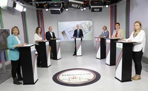 Directo: Debate de los candidatos a la Alcaldía de Avilés