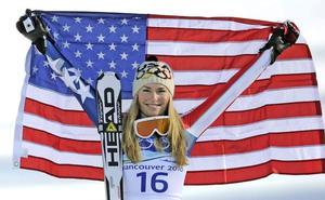 Lindsey Vonn, la esquiadora que lo ha ganado todo