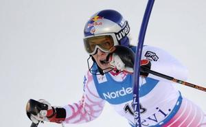 Lindsey Vonn, una carrera de esquiadora llena de éxitos