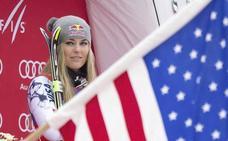 Lindsey Vonn: la gran corona de la reina de la nieve