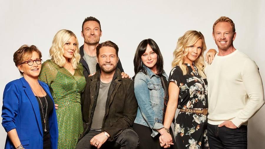 Brandon, Brenda, Kelly.... vuelven (mayores) a 'Sensación de vivir'