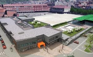 Comienza la construcción del nuevo centro deportivo en el solar del Loyola