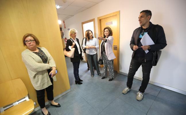 El equipo psicosocial judicial de Avilés inicia los informes con hasta año y medio de retraso