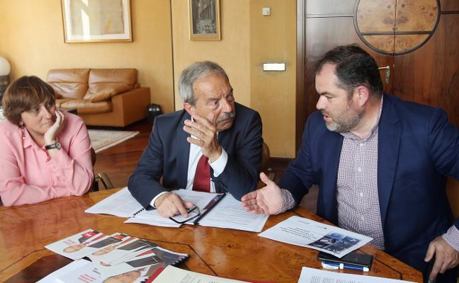 López se compromete a realizar un plan de inversiones a cuatro años