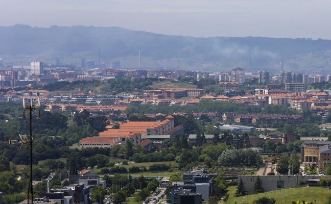 La contaminación se dispara en la ciudad y la calidad del aire es «muy mala» en El Lauredal