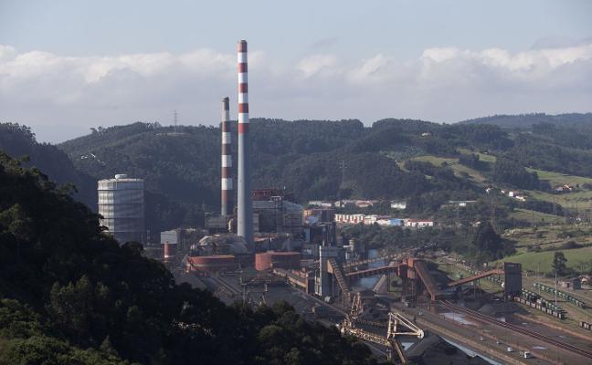 Asturias emite tres veces más CO2 por habitante que el resto del país por las térmicas