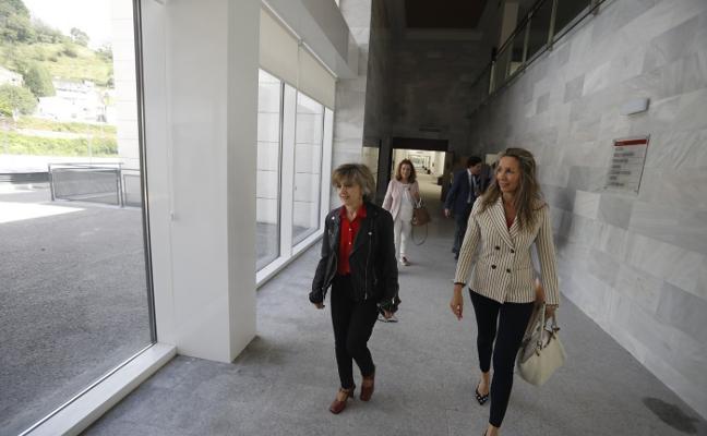 Carcedo espera abrir en dos meses el centro neurológico de Barros