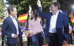 Ciudadanos se ofrece como «dique» al «populismo» de PSOE y Podemos