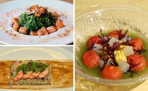 Recetas de cocina con las verduras del mar