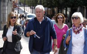 IU sube el tono contra Barbón, «sumiso a Sánchez», y teme que pacte con Ciudadanos
