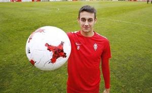 Pedro Díaz viaja a Zaragoza con el Sporting