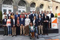 «Ciudadanos es el voto útil para desalojar al tripartito e impulsar a Oviedo hacia el futuro»