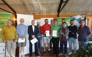 Clasificación del Club de Golf de Villaviciosa